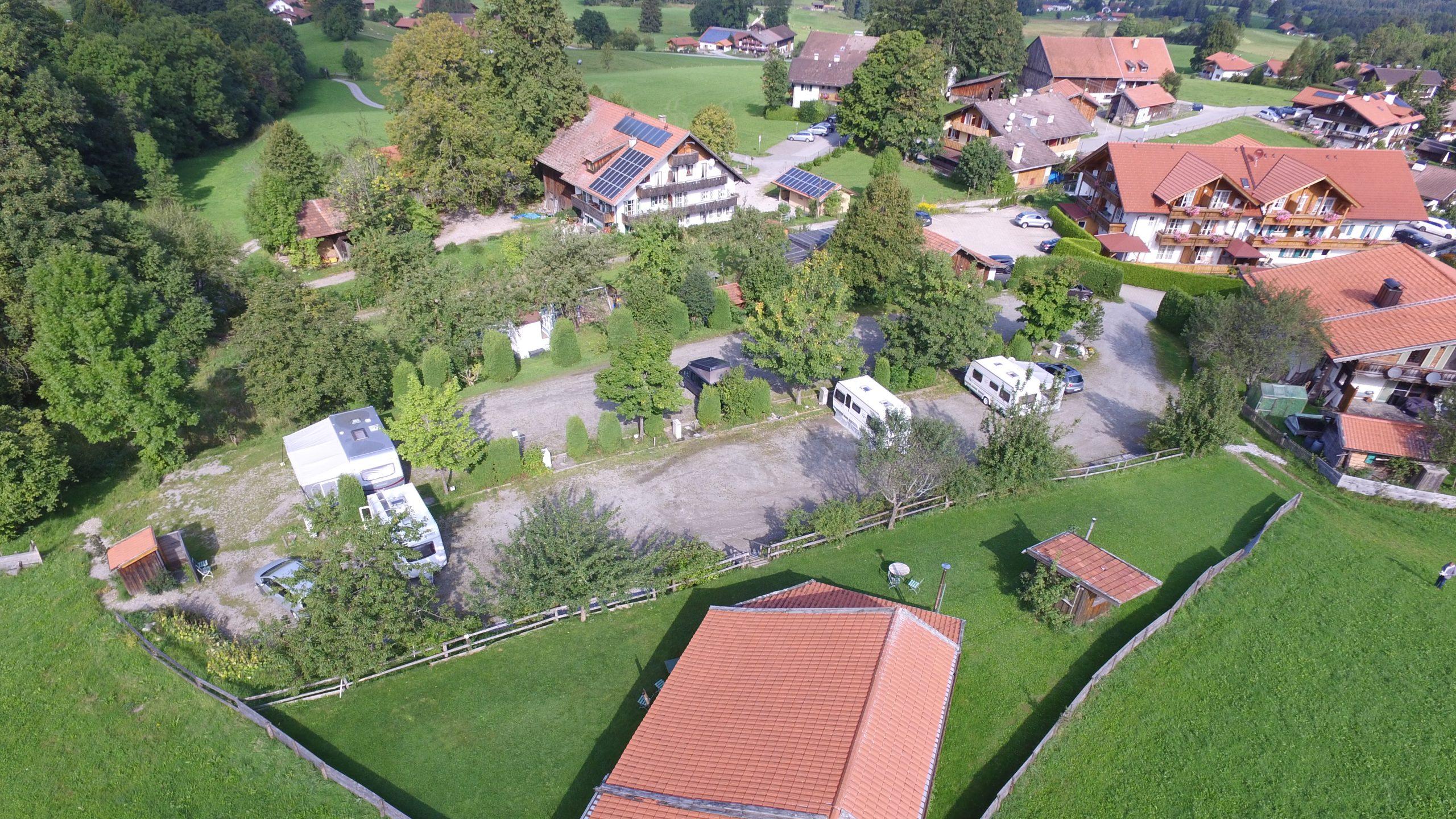 Campingoase Reindl Sonnen Bad Kohlgrub